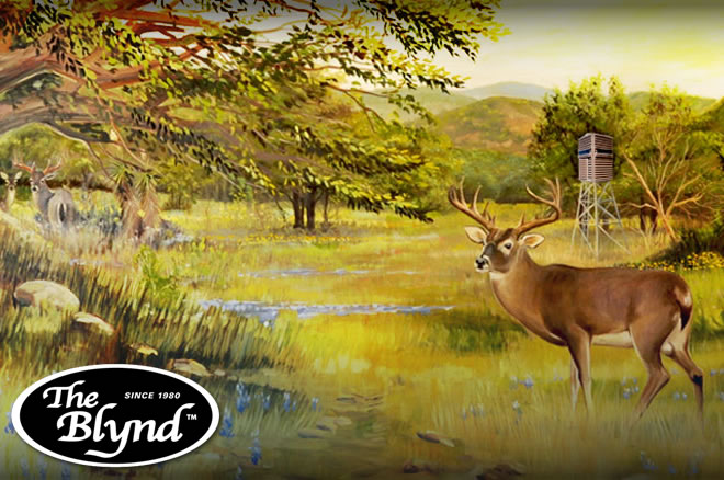The Blynd - Plastic Hunting Blinds, Deer Stands, Hunting Blinds, Bow Blinds